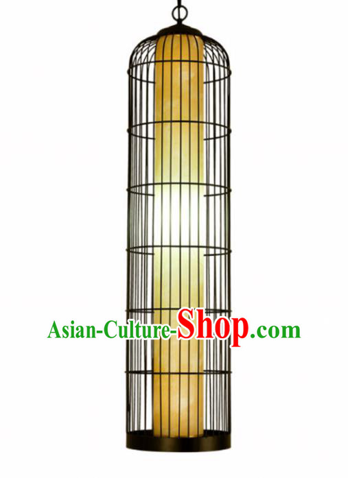 Top Grade Handmade New Year Iron Lanterns Traditional Chinese Palace Lantern Ancient Ceiling Lanterns