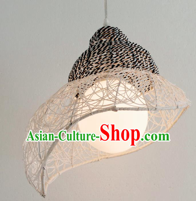 Top Grade Handmade Rattan Lanterns Traditional Chinese Palace Lantern Ancient Ceiling Lanterns