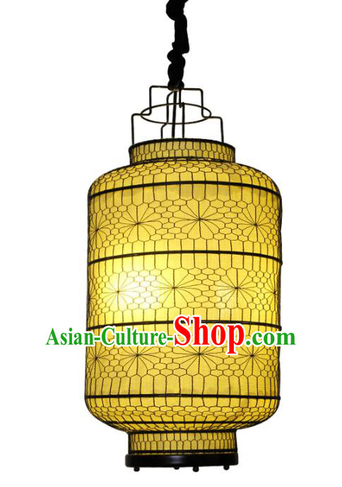 Handmade Traditional Chinese Lantern Ceiling Lanterns Iron Lanern New Year Lantern
