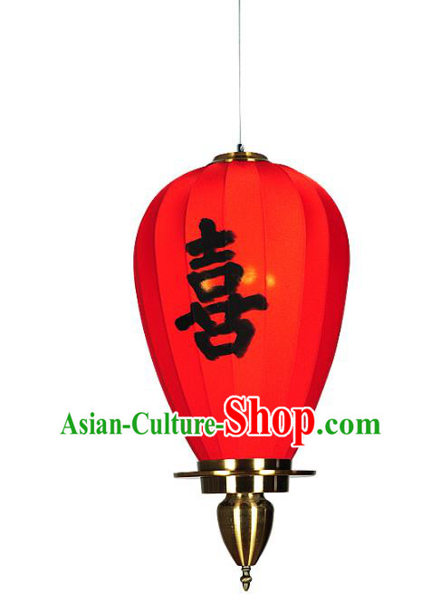 Traditional Chinese Ancient Palace Lantern Red Wedding Ceiling Lanterns Hanging Lanern