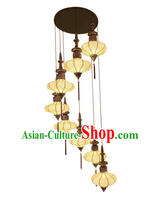 Traditional Chinese Ancient Palace Lantern Ceiling Lanterns Hanging Lanern