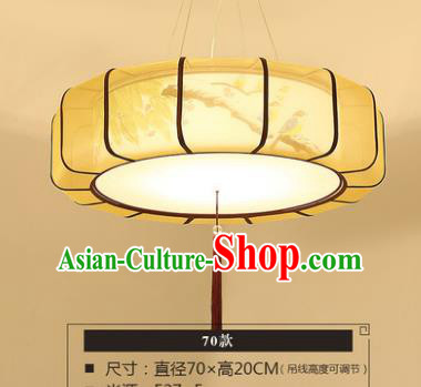 Asian China Traditional Handmade Lantern Ceiling Lamp Ancient Palace Lanern