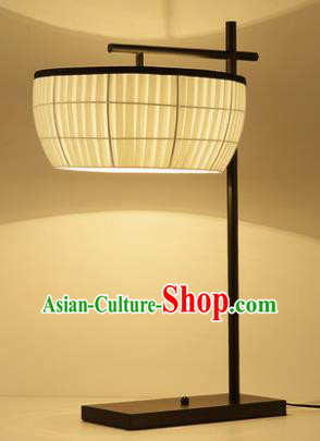 Traditional Asian Chinese Lantern China Style Desk Lamp Electric Palace Lantern