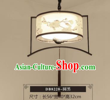 Asian China Traditional Handmade Lantern Classical Lamp Ancient Palace Ceiling Lanern