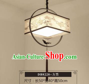 Asian China Traditional Handmade Lantern Classical Hanging Lamp Ancient Palace Ceiling Lanern