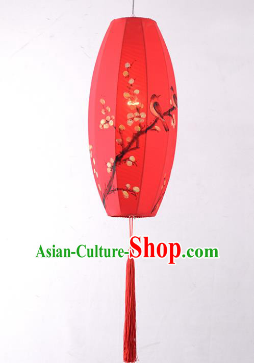 Asian China Traditional Handmade Lantern New Year Lanterns Ceiling Lamp Ancient Palace Lanern