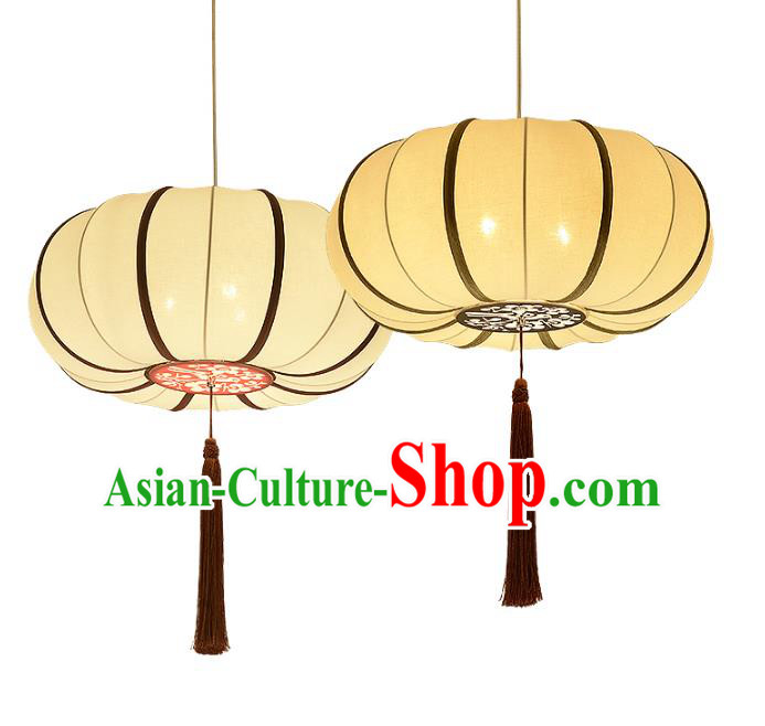 China Handmade Lantern Traditional Hanging Lanterns Palace Ceiling Lamp