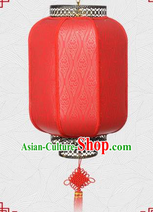Chinese Handmade Palace Lantern Traditional Hanging Lantern Red Ceiling Lamp Ancient Lanterns