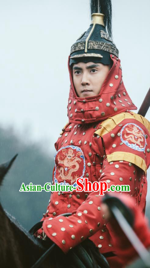 Chinese Qing Dynasty Prince Regent Historical Costume China Ancient Dorgon Tabard Clothing