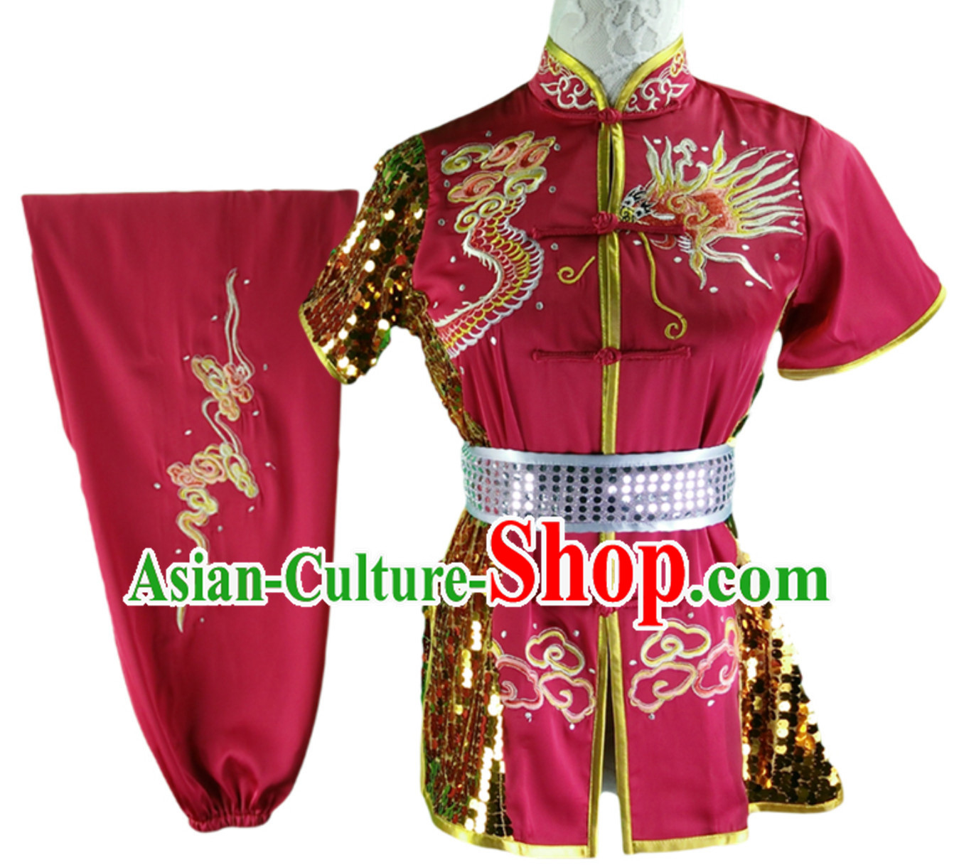 Best and the Most Professional Kung Fu Clothing Suit