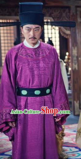 Chinese Song Dynasty Emperor Zhao Guangyi Clothing Ancient Imperator Replica Costume for Men