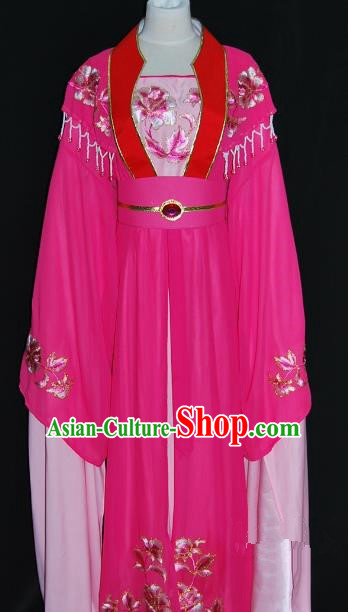 Traditional China Beijing Opera Actress Embroidered Dress Chinese Peking Opera Diva Costume