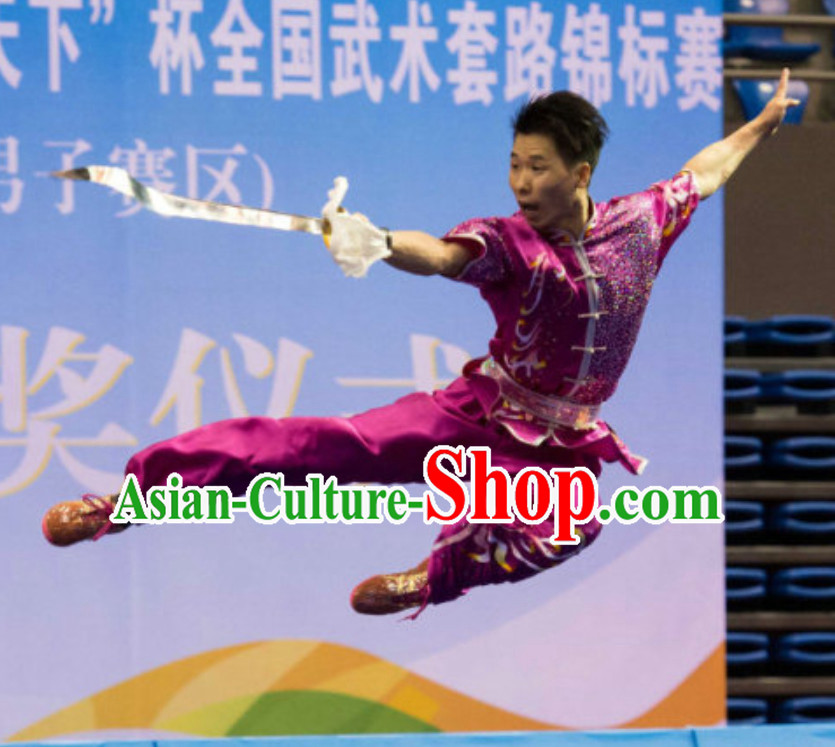 Top Kung Fu Uniforms  Tai Chi Uniforms Suppliers Martial Arts Pants Kung Fu Suits Kungfu Outfit Professional Kung Fu Clothing online Shop Martial Arts Dress Uniform