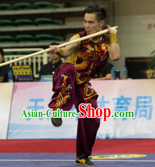 Sleeveless Top Southern Fist Kung Fu Uniforms  Tai Chi Uniforms Martial Arts Blouse Pants Kung Fu Suits Kungfu Outfit Professional Kung Fu Clothing for Men