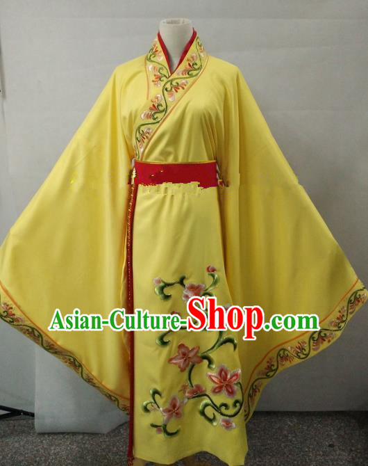 Traditional Chinese Beijing Opera Empress Embroidered Costume Professional Peking Opera Diva Dress