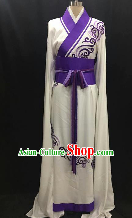 Top Grade Chinese Beijing Opera Female Dress China Peking Opera Princess Embroidered Costume