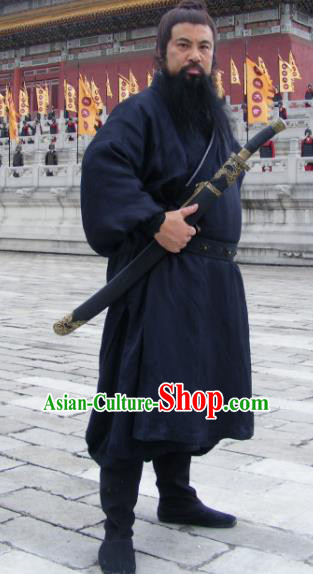 Chinese Ancient Three Kingdoms Period Wei Kingdom General Replica Costume for Men