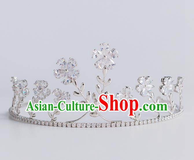 Chinese Ancient Style Hair Jewelry Accessories Cosplay Hairpins Headwear Hair Crown Headdress for Women