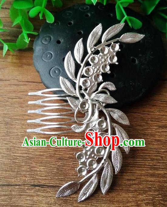 Ancient Chinese Handmade Classical Hair Accessories Hair Comb Hairpins for Women
