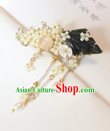 Chinese Ancient Handmade Palace Hair Stick Hair Accessories Hanfu Hairpins for Women