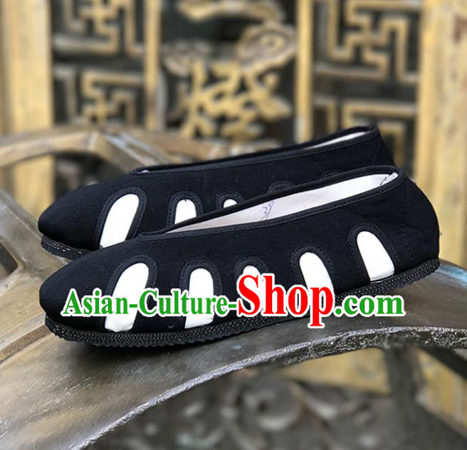 Chinese Traditional Martial Arts Shoes Taoist Shoes Tai Chi Shoes for Men