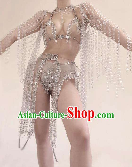Halloween Stage Performance Costume Brazilian Carnival Sexy Clothing for Women
