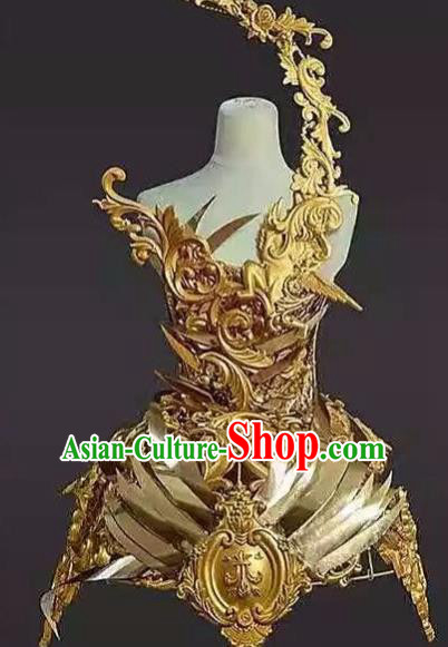 Top Grade Catwalks Costume Stage Performance Model Show Brazilian Carnival Clothing for Women