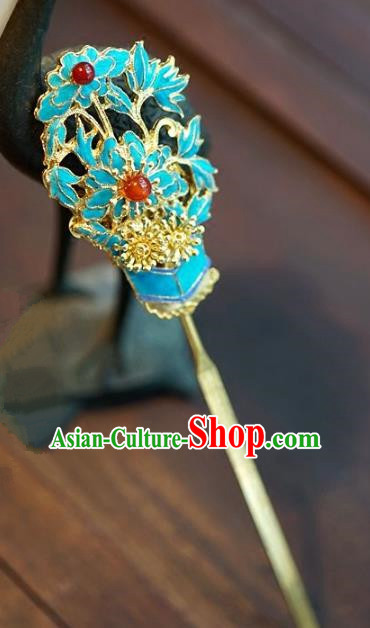 Chinese Ancient Handmade Hanfu Hair Clip Hairpins Wedding Hair Accessories for Women