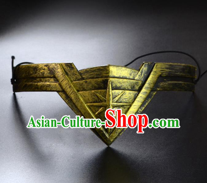 Ancient Chinese Cosplay Swordswoman Hair Accessories Heroine Hair Clasp for Women