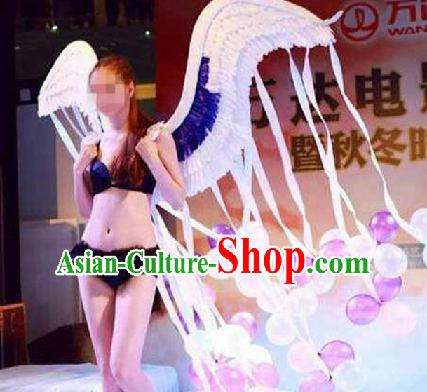 Top Grade Catwalks Miami Deluxe Wings Stage Performance Model Show Customized Wings for Women