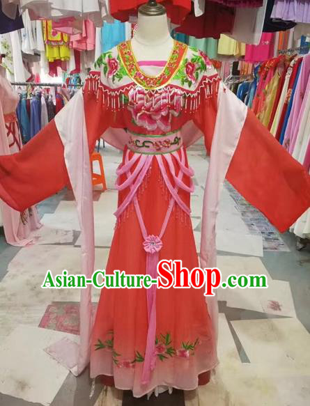 Traditional Chinese Peking Opera Princess Costume Beijing Opera Diva Fairy Dress for Adults