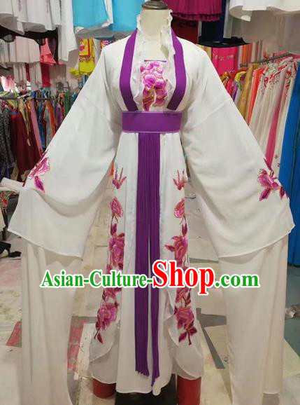 Chinese Huangmei Opera Hanfu Dress Traditional Beijing Opera Diva Costume for Adults