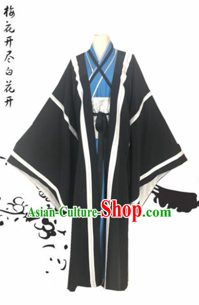 Chinese Beijing Opera Niche Clothing Traditional Peking Opera Scholar Costumes for Adults