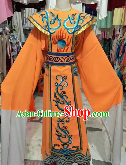 Chinese Beijing Opera Emperor Clothing Traditional Peking Opera Niche Costume for Adults