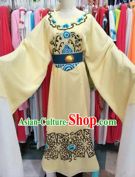 Chinese Beijing Opera Niche Clothing Traditional Peking Opera Gifted Scholar Costumes for Adults