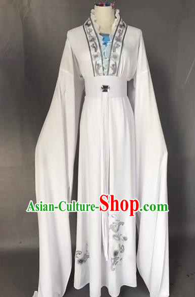 Chinese Traditional Peking Opera Princess Hanfu Dress Ancient Fairy Costume for Adults
