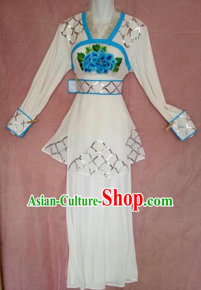 Chinese Beijing Opera Martial Arts Lady Clothing Ancient Swordswoman Costume for Adults
