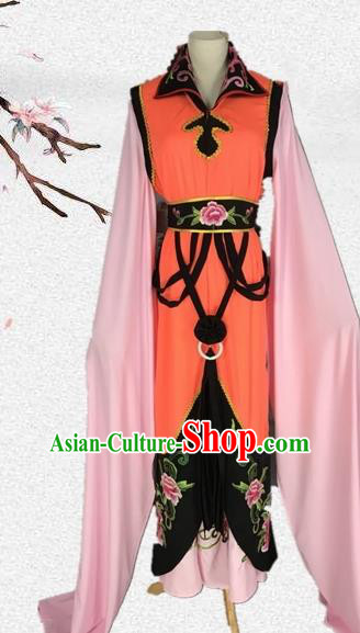Chinese Traditional Beijing Opera Actress Dress Ancient Nobility Hostess Costume for Adults