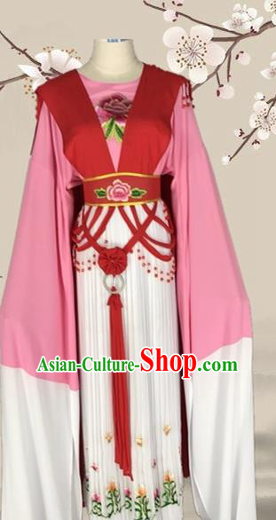Chinese Ancient Princess Costume Traditional Beijing Opera Diva Dress for Adults