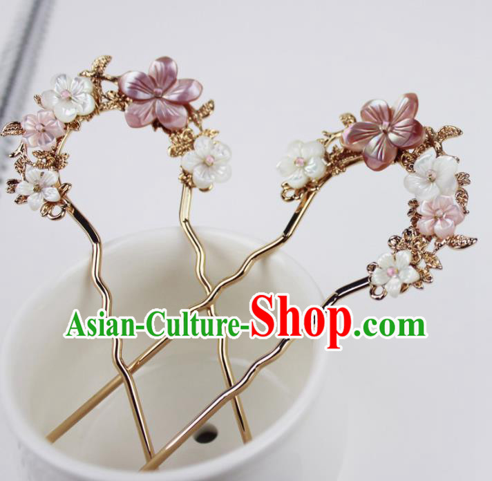 Chinese Ancient Handmade Hair Combs Hairpins Hair Accessories Hair Clips for Women