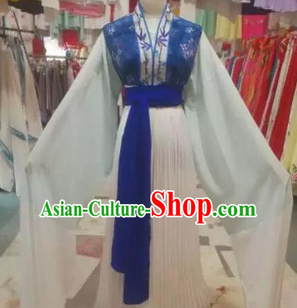 Chinese Traditional Beijing Opera Actress Dress Peking Opera Diva Costume for Adults