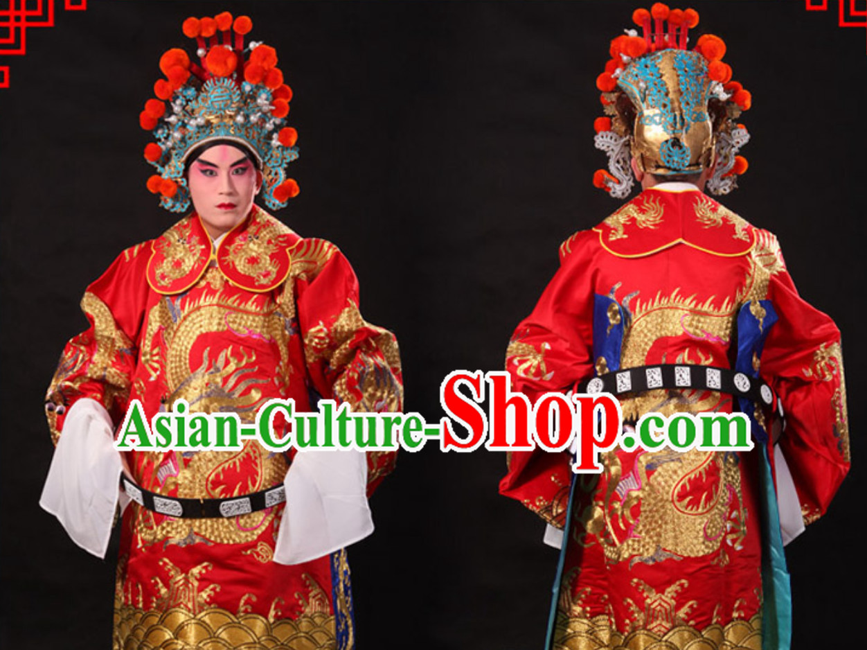 Chinese Spring Festival Money God Coostumes