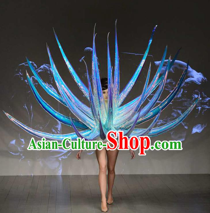 Top Brazilian Carnival Parade Prop Halloween Cosplay Stage Show Accessories for Women