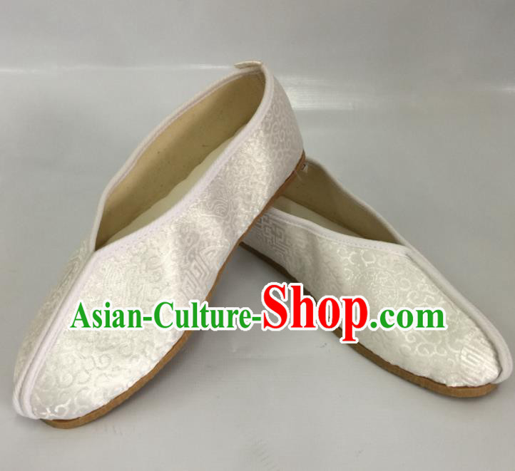 Traditional Chinese Shoes Wedding Shoes Ancient Princess Shoes Satin Shoes Hanfu Shoes for Women