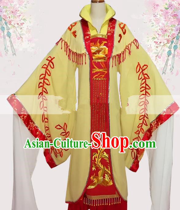 Professional Chinese Traditional Beijing Opera Queen Dress Ancient Empress Costumes for Women