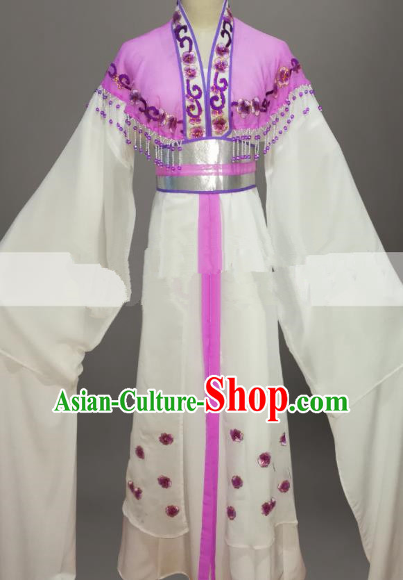 Professional Chinese Traditional Beijing Opera Diva Dress Ancient Country Lady Costume for Women