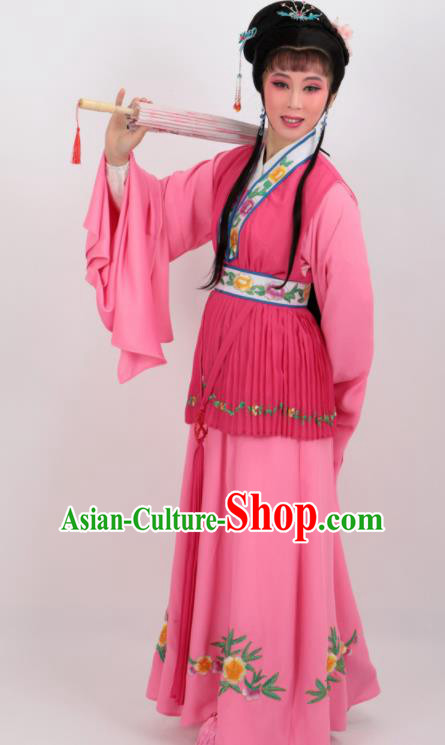 Professional Chinese Traditional Beijing Opera Dress Ancient Young Lady Costume for Women