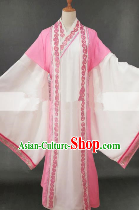 Professional Chinese Traditional Beijing Opera Niche Clothing Ancient Scholar Costume for Men