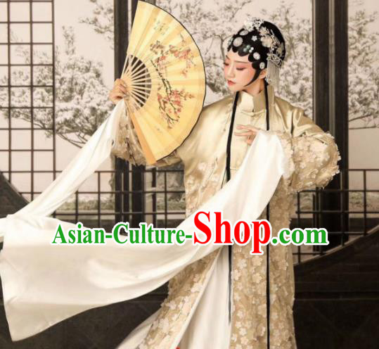 Chinese Ancient Imperial Consort Hanfu Dress Traditional Beijing Opera Diva Costumes for Women