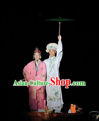 Chinese The Romantic Show of Songcheng Impression West Lake Dance Stage Show Beijing Opera Costumes for Women for Men